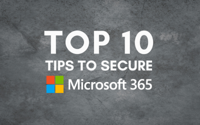 10 Actionable ways to secure your Microsoft 365account